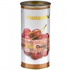 Купить чай черный, листовой Heladiv с Вишней 100 гр.