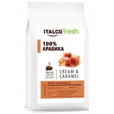 Купить кофе в зернах в Иркутске, Italco Cream & Caramel, 375 гр. Интернет-магазин КофеМаг