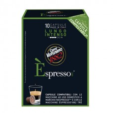 Кофе в капсулах Vergnano Lungo Intenso, 10 шт*5, гр.