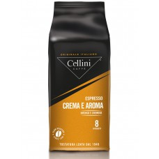 Купить кофе в зернах в Иркутске, Cellini Crema e aroma 1кг.