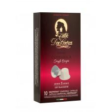 Кофе в капсулах Don Cortez espresso COSTARICA, 10шт*5,2гр