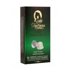 Don Cortez espresso ARMONIOSO, 10шт*5,2гр