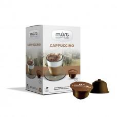 Кофе в капсулах Must Cappuccino, 16шт*10 гр