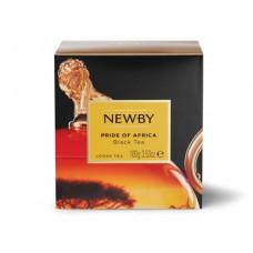 Чай черный, листовой Newby Африканская Гордость, 100гр.