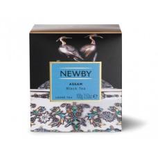 Чай черный, листовой Newby Ассам, 100гр.