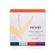 Чай ассорти, пакетированный Newby Классик Селекшн, 48*2 гр.