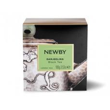 Чай черный, листовой Newby Дарджилинг, 100 гр.