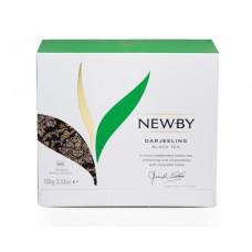 Чай черный, пакетированный Newby Дарджилинг,50*2 гр.