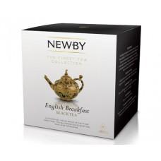 Чай черный, пакетированный Newby Английский завтрак,15*2,5 гр
