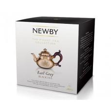 Чай черный, пакетированный Newby Эрл грей,15*2,5 гр.