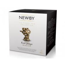 Чай черный, пакетированный Newby Кан-Джанга,15*2,5 гр