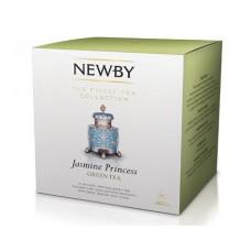 Чай зеленый, пакетированный Newby Жасминовая Принцесса, 15*2,5гр