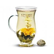 Чай зеленый, распускающийся Newby Жасмин, 110 гр