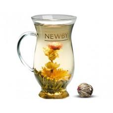 Чай зеленый, распускающийся Newby Личи, 115 гр.