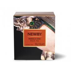 Чай черный, листовой Newby Масала, 100 гр.