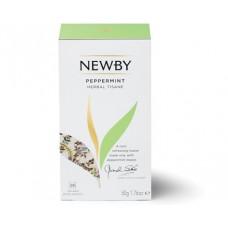 Напиток травяной, пакетированный Newby Мята Перечная,25*2 гр.