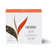 Чай черный, пакетированный Newby Цейлон,50*2 гр.