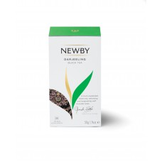 Чай черный, пакетированный Newby Дарджилинг, 25*2 гр.