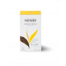 Чай черный, пакетированный Newby Африканская Гордость,25*2 гр
