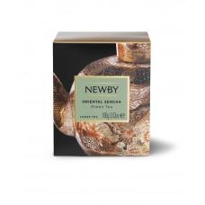 Чай зеленый, листовой Newby Восточная Сенча, 100 гр.
