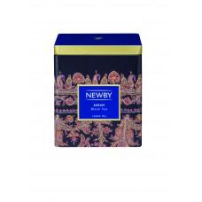 Чай черный, листовой Newby Ассам, в жестяной банке 125гр.