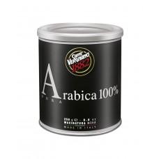 Кофе  молотый Vergnano Moka 100% Arabica, 250 гр.