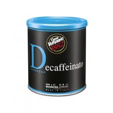 Кофе  молотый Vergnano Decaffeinato, 250 гр.