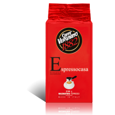 Кофе  молотый Vergnano Espresso Casa, 250 гр.