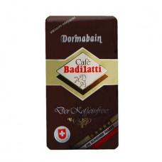 Кофе  молотый без кофеина Badilatti Dormabain 250 гр