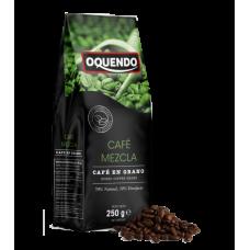 Кофе в зернах OQUENDO Alimentacion Mezcla, 250 гр.